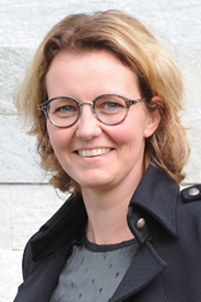 Chantal den Mulder assistent bij Abacc